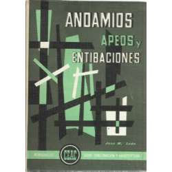 ANDAMIOS, APEOS Y ENTIBACIONES