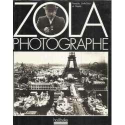 ZOLA PHOTOGRAPHE. 480 documentschoisis el présentés por François Émile-Zola el Massin