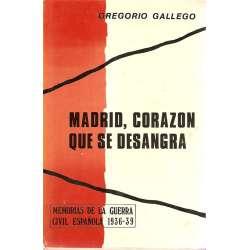 MADRID, CORAZÓN QUE SE DESANGRA