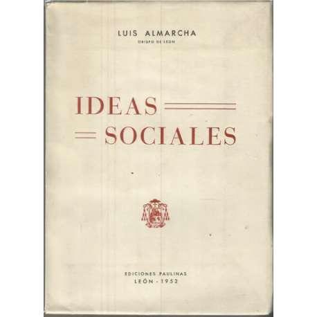 IDEAS SOCIALES