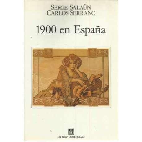 1900 EN ESPAÑA