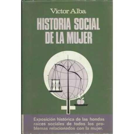 HISTORIA SOCIAL DE LA MUJER
