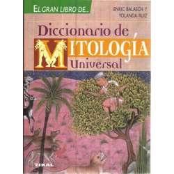 El gran libro de... Diccionario de mitología universal