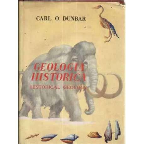 GEOLOGÍA HISTÓRICA
