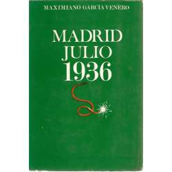 MADRID, JULIO 1936
