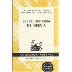 BREVE HISTORIA DE GRECIA