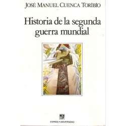 HISTORIA DE LA SEGUNDA GUERRA MUNDIAL