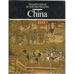 CHINA. Pequeña historia de las grandes naciones