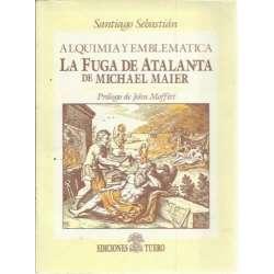 ALQUIMIA Y EMBLEMATICA / LA FUGA DE ATALANTA DE MICHAEL MAIER