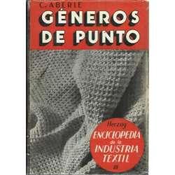 GÉNEROS DE PUNTO