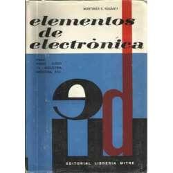 ELEMENTOS DE ELECTRÓNICA