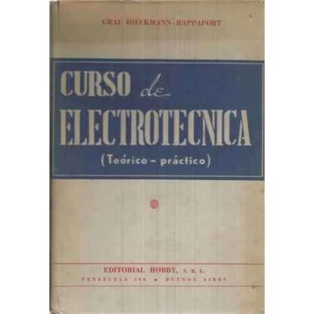 CURSO DE ELECTROTECNIA (Teórico-práctico)