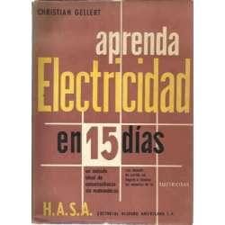 APRENDA ELECTRICIDAD EN 15 DÍAS