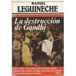 La destrucción de Gandhi