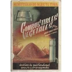 COMBUSTIBLES VEGETALES