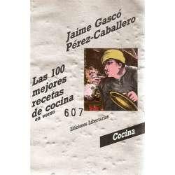 LAS 100 MEJORES RECETAS DE COCINA EN VERSO.