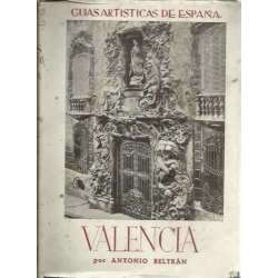 Guías artísticas de España. Valencia