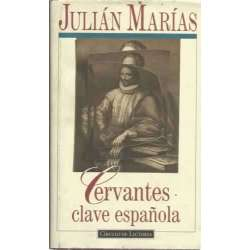 CERVANTES CLAVE ESPAÑOLA