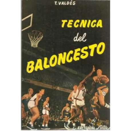 TECNICA DEL BALONCESTO