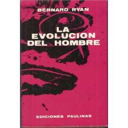 LA EVOLUCIÓN DEL HOMBRE.