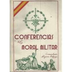 CONFERENCIAS DE MORAL MILITAR