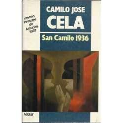 SAN CAMILO, 1936. -Vísperas, festividad y octava de San Camilo del año 1936 en Madrid