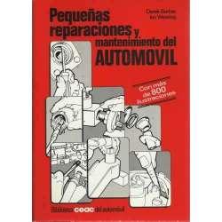 PEQUEÑAS REPARACIONES Y MANTENIMIENTO DEL AUTOMÓVIL