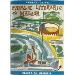 PAISAJE LITERARIO DE MÁLAGA