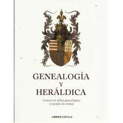 GENEALOGÍA Y HERÁLDICA. Conoce tu árbol genealógico y escudo de armas