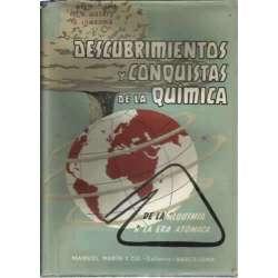DESCUBRIMIENTOS Y CONQUISTAS DE LA QUÍMICA / HISTORIA DE LOS ELEMENTOS ARTIFICIALES