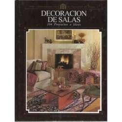 DECORACIÓN DE SALAS. 104 proyectos e ideas