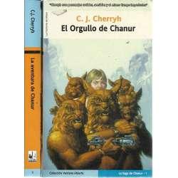 La saga de Chanur. 2 tomos. 1.- El orgullo de Chanur. 2.- La aventura de Chanur