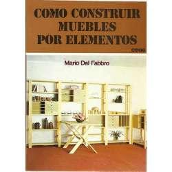 Cómo construir muebles por elementos