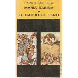 María Sabina y el carro de heno o el inventor de la guillotina