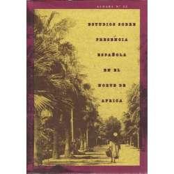 Estudios sobre presencia española en el norte de África. Aldaba nº 22 I-2. 1993