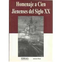 Homenaje a Cien Jienenses del siglo XX