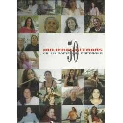 50 MUJERES GITANAS EN LA SOCIEDAD ESPAÑOLA