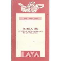 SEVILLA, 1406. Un estudio socio-geográfico de la población