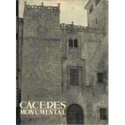 LOS MONUMENTOS CARDINALES DE ESPAÑA, XXV: CÁCERES MONUMENTAL