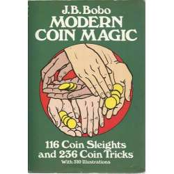 MODERN COIN MAGIC. 116 coin sleights and 236 coin tricks