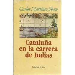 CATALUÑA EN LA CARRERA DE INDIAS 1680-1756