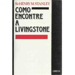 Como encontré a Livingstone