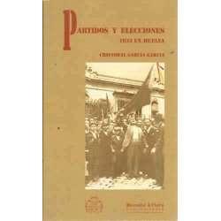 PARTIDOS Y ELECCIONES. 1933 en Huelva