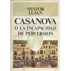 CASANOVA O LA INCAPACIDAD DE PERVERSIÓN