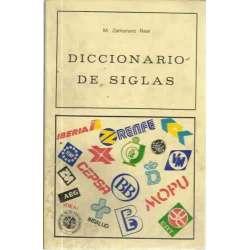 DICCIONARIO DE SIGLAS
