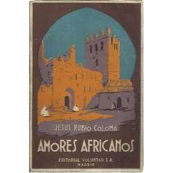 AMORES AFRICANOS -Policromías occidentales-