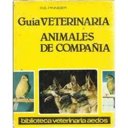 GUÍA VETERINARIA. ANIMALES DE COMPAÑÍA