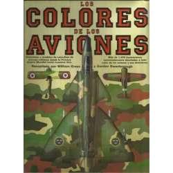 LOS COLORES DE LOS AVIONES. Distintivos de camuflaje de aviones militares desde la Primera Guerra Mundial hasta nuestros días