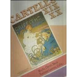 CARTELES XIX y XX. Mucha, Cheret, Davis, Tolouse-Lautrec, Colin