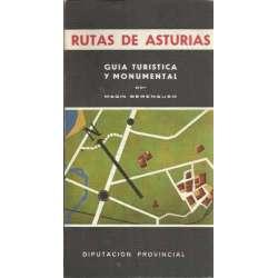 RUTAS DE ASTURIAS. Guía Turistica y Monumental